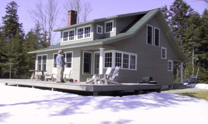 Maine Cottage Home Plans House Design