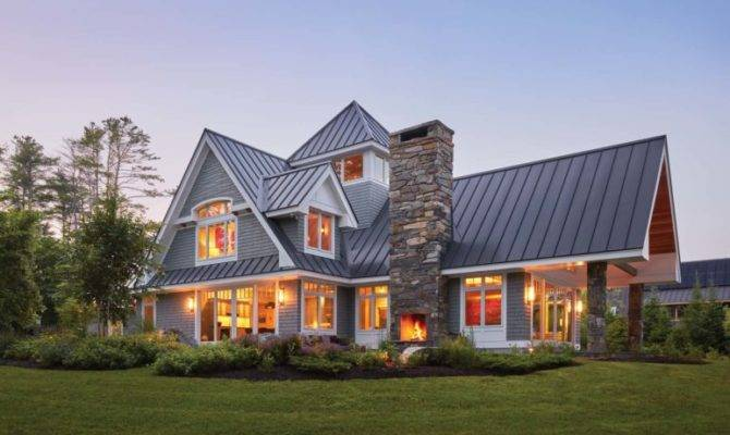 Maine Home Design Architecture Art Good Living