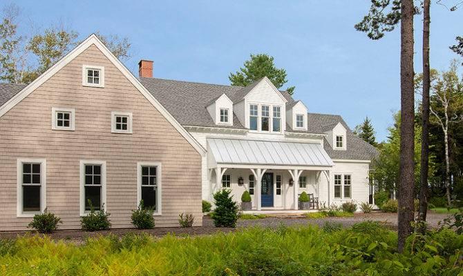 Maine House Plans Cottage