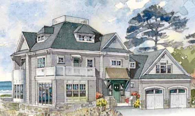 Maine Idea House Coastal Living Southern