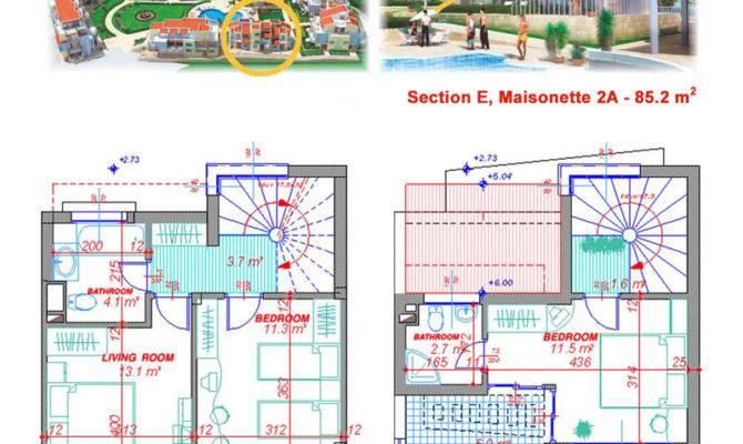 Maisonette House Plans
