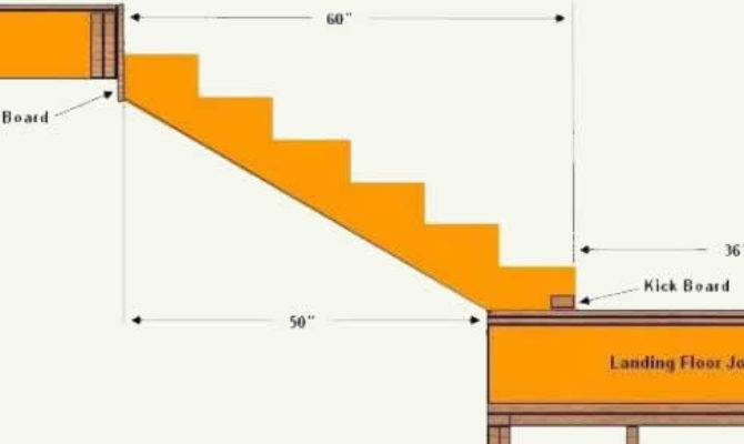 Make Build Shaped Staircase Stair Calculator Part