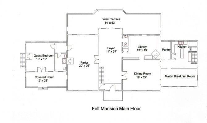 Make Your Own Mansion Floor Plans