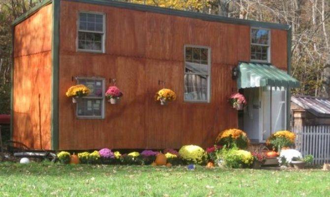 Man Builds Tiny House Less Than His