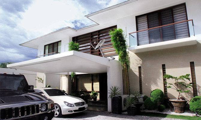 Manny Pacquiao Modern Contemporary House General