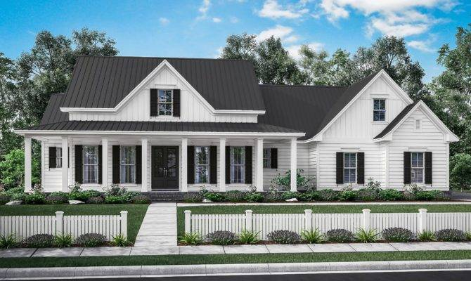 Manor Farm House Plan Zone