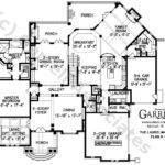 Manor House Plan Floor Master Down Plans