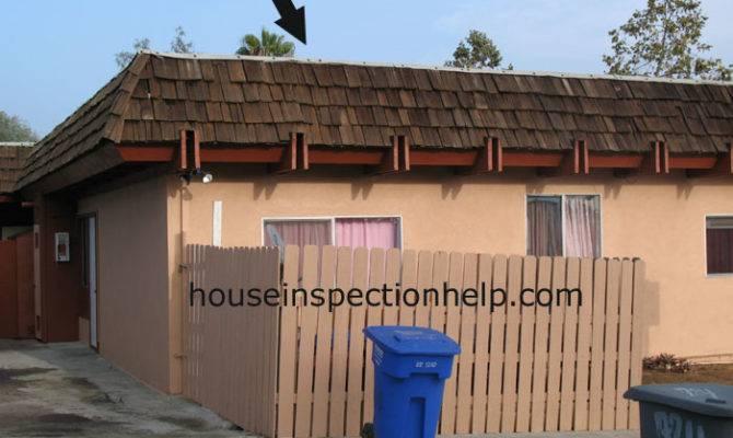 Mansard Roof Mansion Back Yard Gambrel Trusses