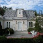 Mansard Style Beautiful Homes Exterior Pinterest