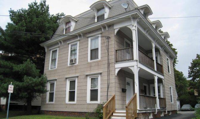 Mansard Style House French