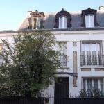 Mansard Style Houses House