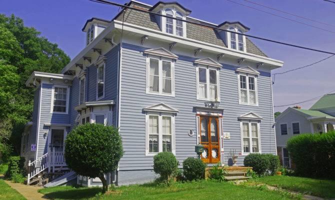 Mansard Victorian Style House Home Design