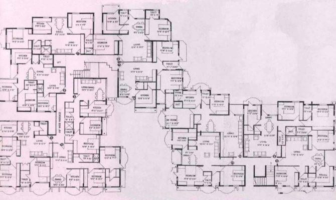 Mansion Floor Plan Additionally Beverly Hills California Mansions