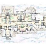 Mansion Floor Plans Hedges Lane Sagaponack New York