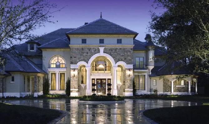 Mansion House Classic Design Modern Home Minimalist