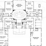 Mansion House Plans Archival Designs Cottage