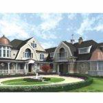 Mansion House Plans Homes Square Feet