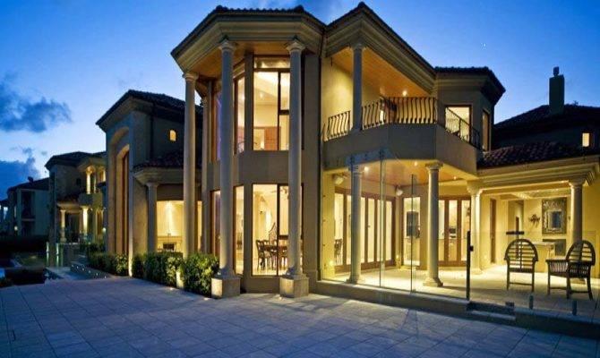 Mansion House Plans