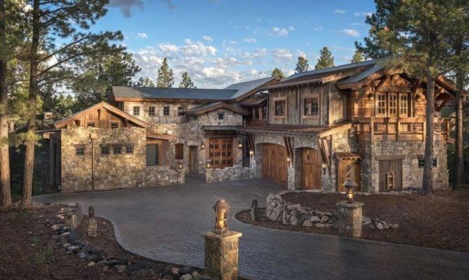 Mansion House Tour Luxury Mountain Home Youtube
