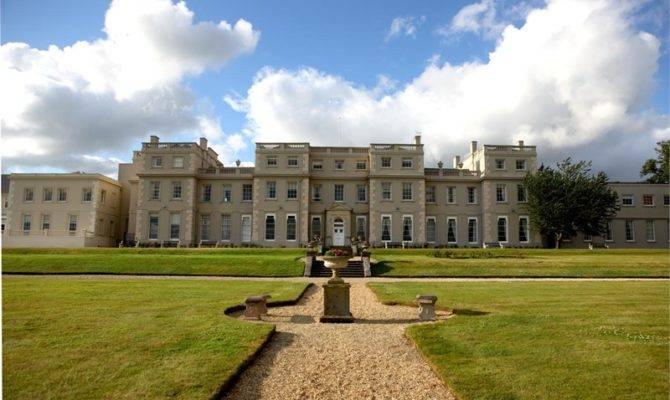 Mansion House Wokefield Park Wedding Venue