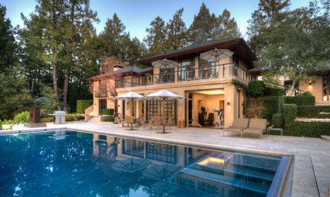 Mansion Indoor Pool Swimming