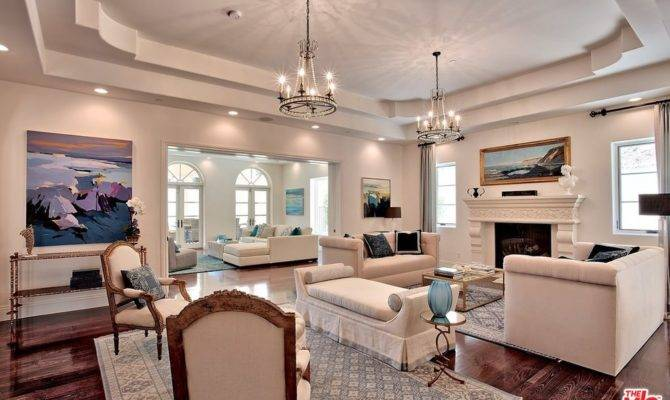 Mansion Living Rooms Combed Through Mansions