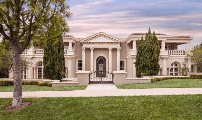 Mansions More Magnificent California Mansion
