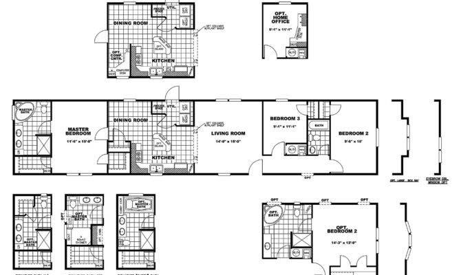 Manufactured Home Floor Plan Clayton Laredo