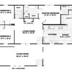 Manufactured Home Floor Plan Clayton Original River