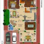 Map New House Plans Luxury Yard