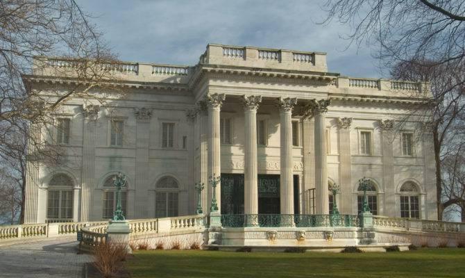 Marble House Mansion Bellevue Ave Newport Rhode