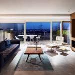 Mark Bromov Designs Triplex Apartment Prague