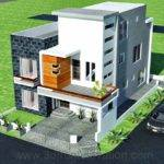 Marla Corner House Plan Joy Studio Design Best
