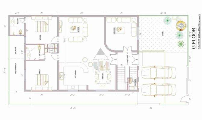 Marla House Plan Layout Home Deco Plans