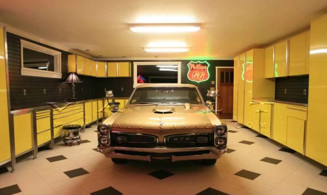Marvelous Garage Interior Design Custom