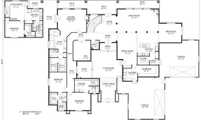 Marvelous House Construction Plans Home