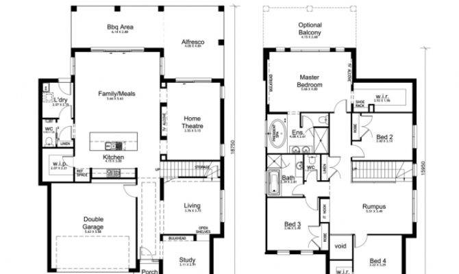 Marvelous Modern Double Story House Designs Douglas