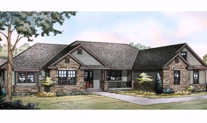 Marvelous Ranch Style Homes House Plans