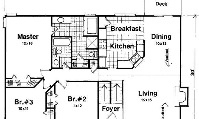 Marvelous Split Foyer House Plans