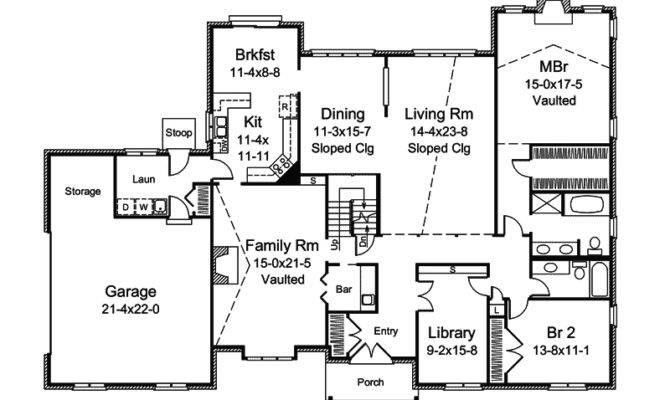 Marvelous Tudor House Plans English