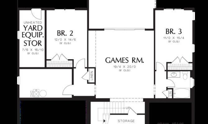 Mascord House Plan Linden
