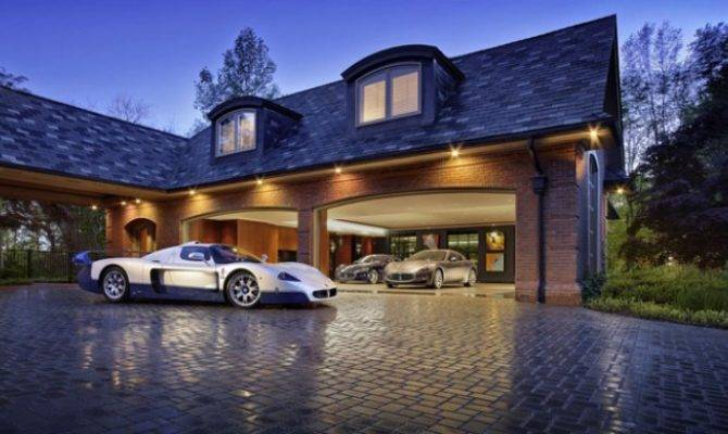 Maserati Dream Garage Ferrari Bugatti
