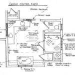Master Bath Floor Plans Via Blogspot