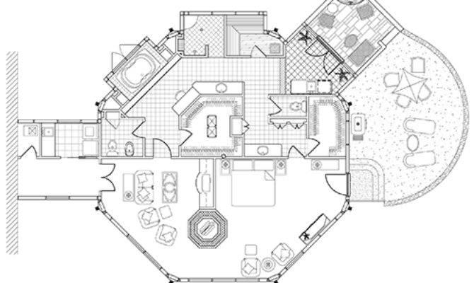 Master Bedroom Floor Plan His