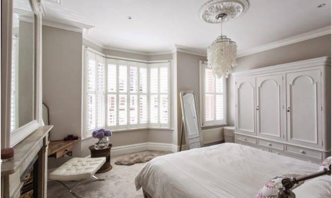 Master Bedroom Victorian Terrace London Laura Butler