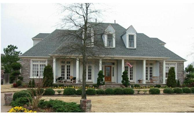 Mayfair Manor Southern Home Plan House Plans