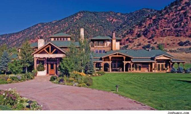 Meanwhile Ranch Snowmass Colorado Homes Rich
