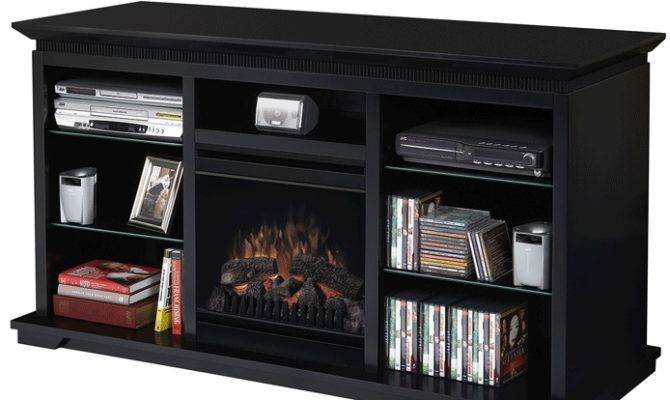 Media Electric Fireplace