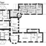 Medieval Castle Floor Plans Designs