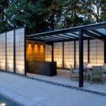 Medina Pool House Pavilion Washington Real Estate Architect